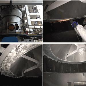 NPT龙8国际欢迎您修复材料在水泥行业应用