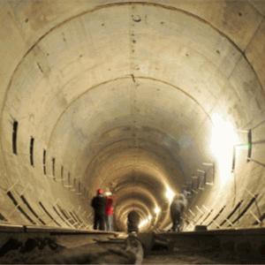 NPT聚脲喷涂材料在水利设施防水应用