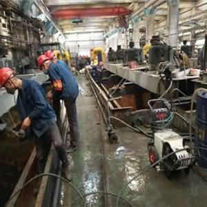 浮选槽防护及修复方案