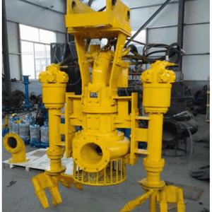 抽砂泵修复方案