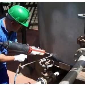 浆液循环泵的修复