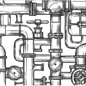 湿法脱硫浆液循环管道龙8国际欢迎您防腐施工方案