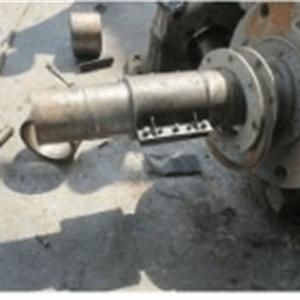 1500-3000r/min传动轴工装修复工艺及标准(100℃-200℃)