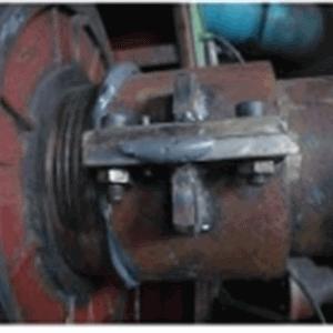 750-1500r/min传动轴工装修复工艺及标准(-20℃-100℃)