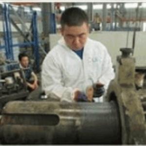 750-1500r/min传动轴机加工修复工艺及标准(100℃-200℃)