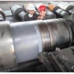 <750r/min传动轴机加工修复工艺及标准(100℃-200℃)
