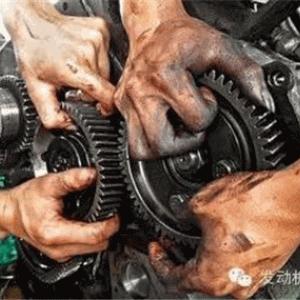 发动机缸的修复解决方案